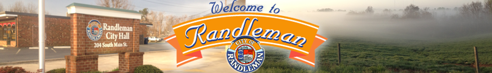 City of Randleman, North Carolina